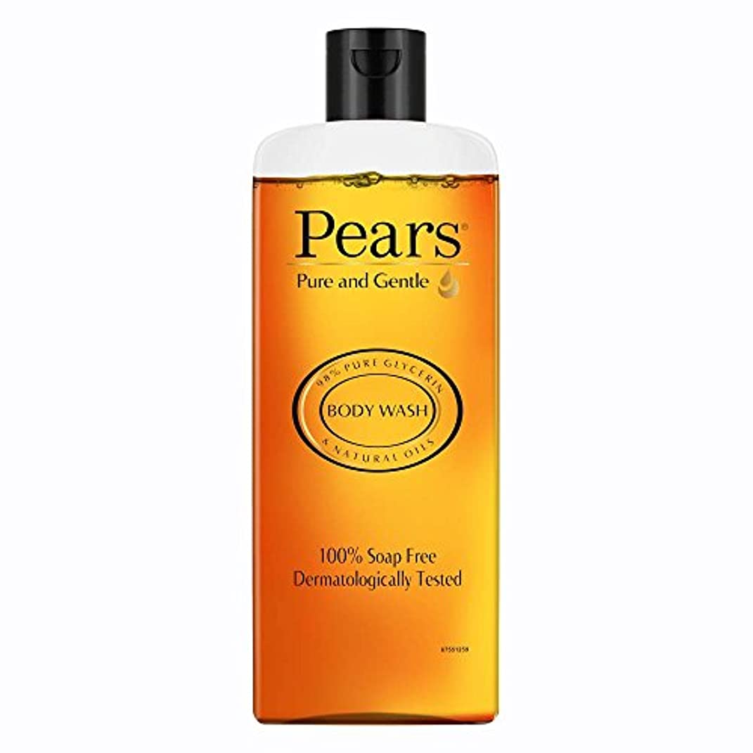 インスタンス市の中心部言語Pears Pure and Gentle Shower Gel, 250ml