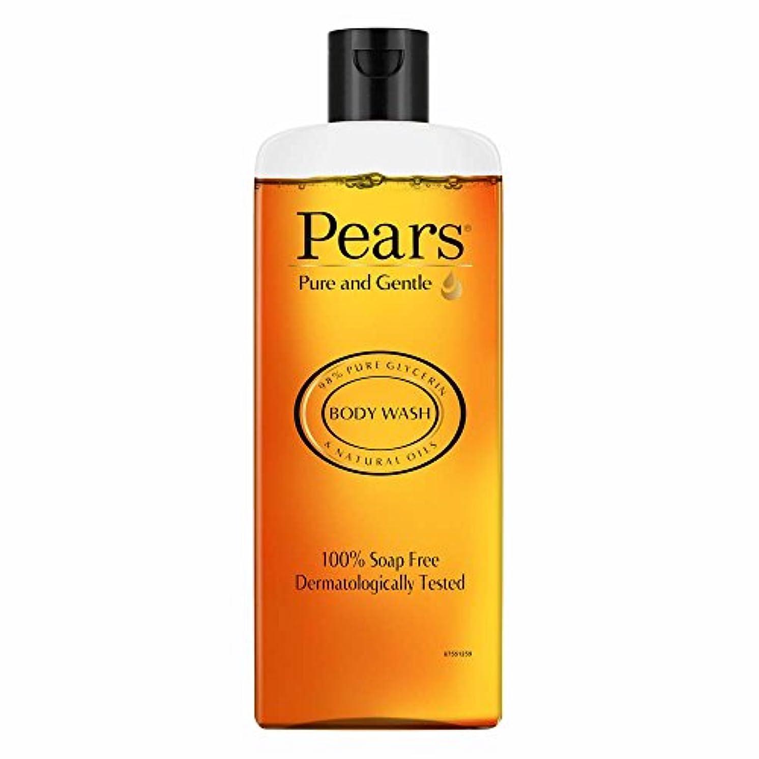 びんふくろうレディPears Pure and Gentle Shower Gel, 250ml