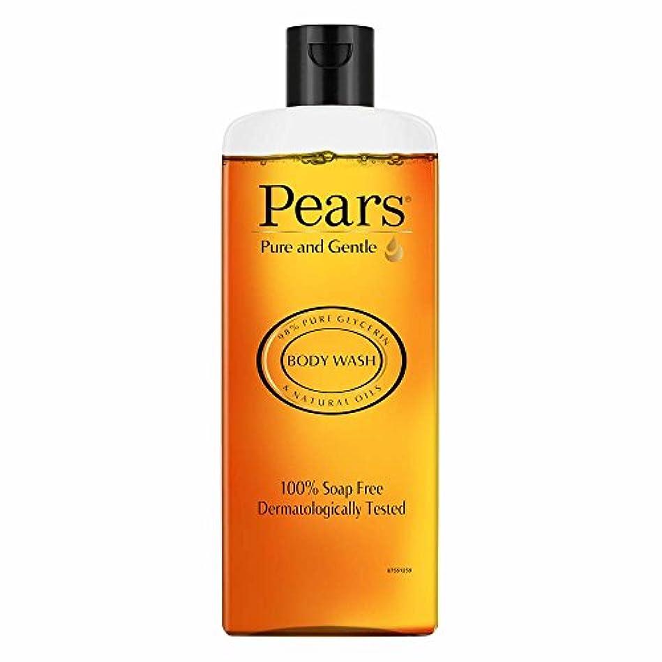 半島驚かす証書Pears Pure and Gentle Shower Gel, 250ml