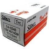 STANLEY [ スタンレー電気 ] ハロゲン電球 12V40/40W 14-0346
