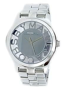 [マークバイ マークジェイコブス]MARC BY MARC JACOBS マークバイマークジェイコブス 時計 MBM3205 ヘンリー スケルトン シルバー レディース ユニセックス 男女兼用腕時計 [並行輸入品]