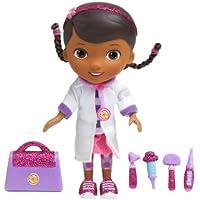 Disney Doc McStuffins ドックはおもちゃドクター 5 Inch Action Figure Doll Time For a Checkup 並行輸入品