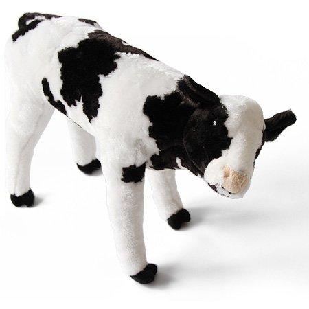 RoomClip商品情報 - 子牛 インテリアアイテム牛さん(小) こうし 小牛 可愛い子牛さんのぬいぐるみ