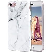 9f599825e3 Imikoko iPhone8 ケース iPhone7 ケース 大理石 iphoneケース マーブル おしゃれ かわいい 耐衝撃 ...