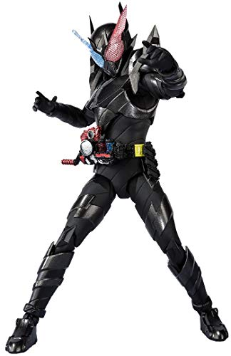 S.H.フィギュアーツ 魂ネイション2018 仮面ライダービルド ラビットタンクハザードフォーム PVC&ABS製 塗装済み可動フィギュア