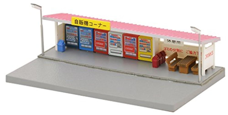 トミーテック ジオコレ 情景コレクション 情景小物068-2 自販機A2 ジオラマ用品