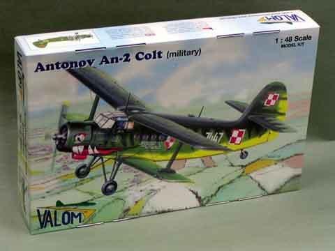 1/48 アントノフ An-2 コルト(軍用型)