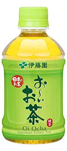 伊藤園 おーいお茶 緑茶 280ml×24本