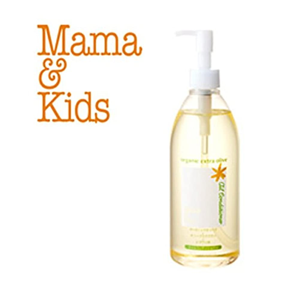 フラッシュのように素早く緑プレビューママ&キッズ オイルコンディショナーEX 350ML/Mama&Kids Moist Oil Conditioner/高保湿橄榄油