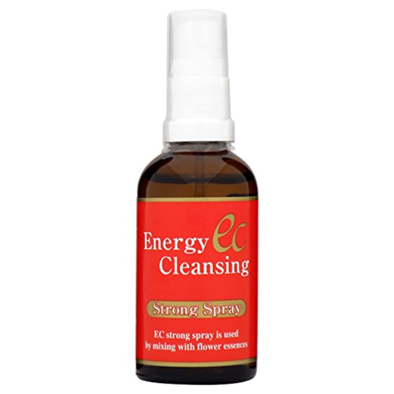 感性イブシャーロットブロンテECストロングスプレー 50ml (エネルギークレンジング ストロングスプレー)