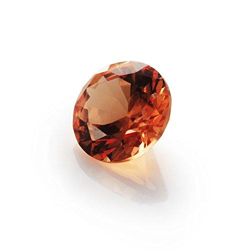 [해외]빠빠라찌아 사파이어 1 마리 매도 합성 루스 4㎜/Paparatia 1 sapphire selling Synthetic loose 4 mm