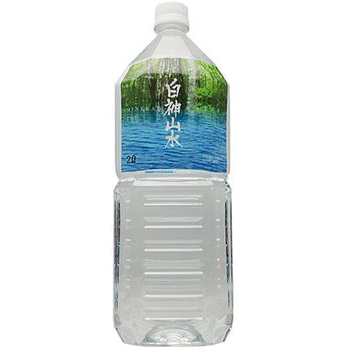 藤里開発公社 白神山水 ペット 500ml