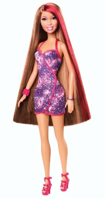 Barbie Hairtastic African-American Doll by Barbie