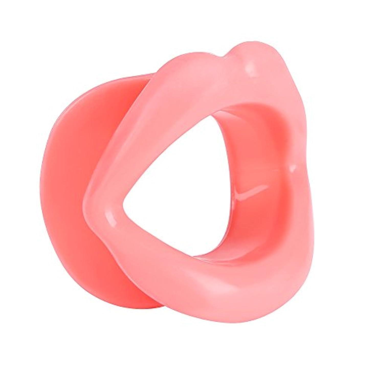 ブランデーゆるい手リップトレーナー、シリコンフェイスリフティングエクササイズマウスの筋肉の締め具、しわ防止ツール