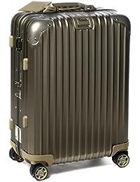 (リモワ)/RIMOWA キャリーバッグ メンズ TOPAS TITANIUM スーツケース シャンパンゴールド 92353034-0002-0014 [並行輸入品]