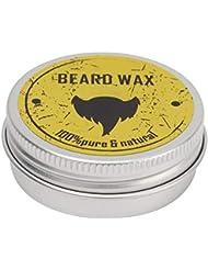 ひげの心配の香油、30mlひげの心配の人のひげの手入れをすることの男性の口ひげの心配のための保湿ワックスを手入れをすること