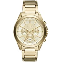 Armani Exchange AX2602 Drexler Gold-Tone Stainless Steel Watch
