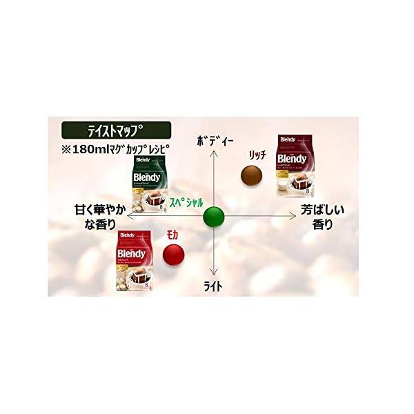 AGF ブレンディ レギュラーコーヒー ドリッ...の紹介画像4