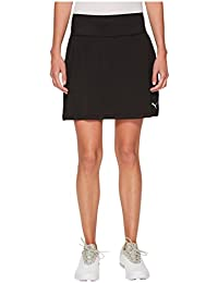 [PUMA(プーマ)] レディースセータージャンプスーツ PWRSHAPE Solid Knit Skirt PUMA Black XS