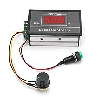 スピードコントローラ PWMモータ 6-60V ガバナスピードレギュレータ 調整可能