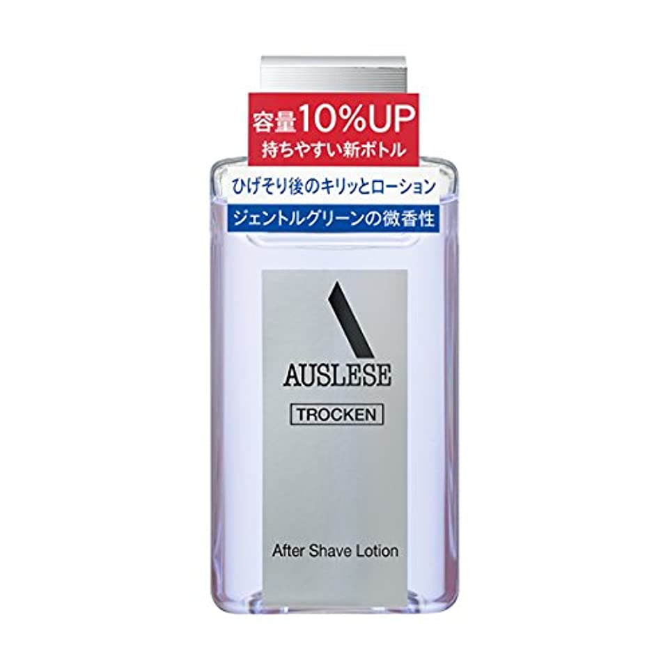 因子今後トリップアウスレーゼ トロッケン アフターシェーブローション 110mL 【医薬部外品】