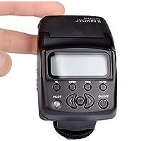 Viltrox JY-610N i-TTL On-camera 小型フラッシュ スピードライト Nikon D3300 D5300 D7100カメラに対応 【並行輸入品】