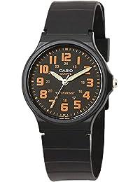 [カシオ]CASIO チプカシ 腕時計 アナログ チープカシオ ウレタンベルト ラウンド メンズ レディース MQ-71-4B [並行輸入品]