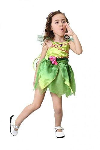 44f53031f85fd HIMOE 妖精 フェアリー ハロウィン コスプレ キッズ 衣装 レインボープリンセス 子供用コスチューム ハロウィン 舞台衣装 発表