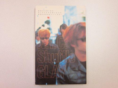 N.Y.C.Shuffle―GLAY写真集の詳細を見る