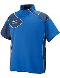 (ミズノ)MIZUNO サッカーウェア ムーブハンソデクロスシャツ(半袖) P2MC6023[メンズ]