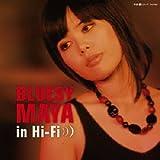 BLUESY MAYA in Hi-Fi 完全受注限定アナログ盤