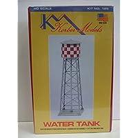 KorberモデルHoスケール – 1960年の時代70 ft。水タンク – キットno。125