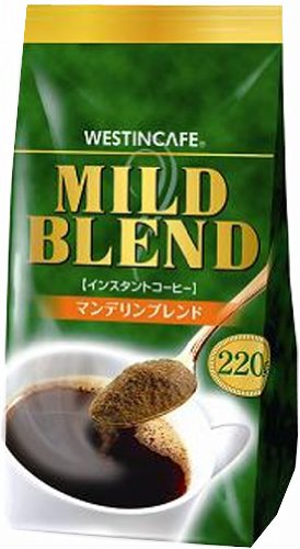『ウェスティンカフェ マイルドブレンド 220g×1袋』のトップ画像