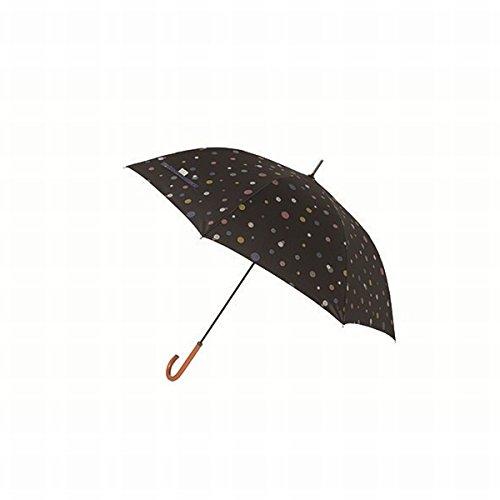マブ(mabu) 【長傘・ジャンプ式】mabu×ことりっぷ ワンタッチ軽量スリム(レディース雨傘)【10/**】