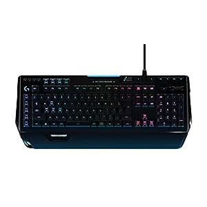 LOGICOOL ロジクール G910r Orion Spectrum メカニカル ゲーミング キーボード