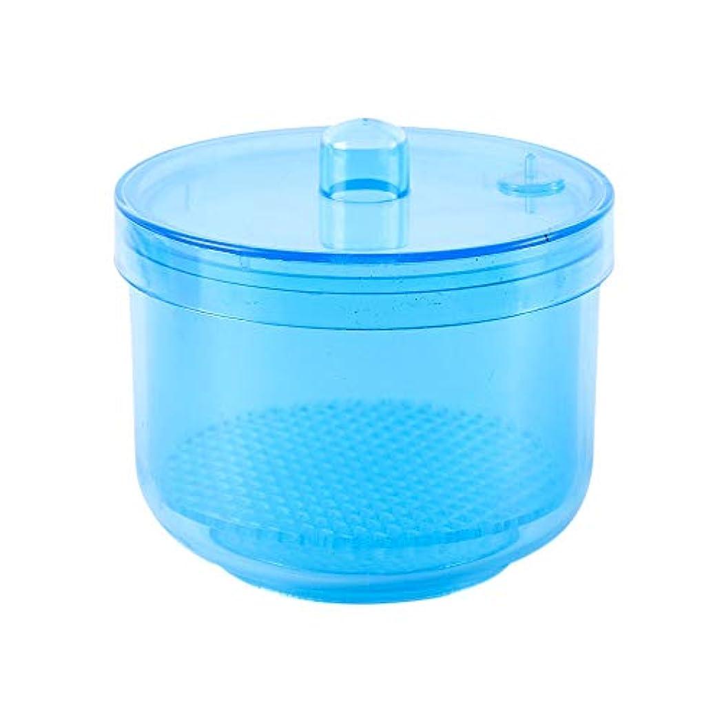 怒る水粘土TOOGOO 1ピースネイル/ニードル消毒消毒収納ボックスネイル/ニードルビットクリーニングツールアクセサリーマニキュアクリーンネイル/ニードルツールカラーランダム