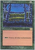 Magic: the Gathering - Tranquil Grove - Sixth Edition