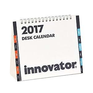 イノベーター 2017年 カレンダー 卓上 30106006