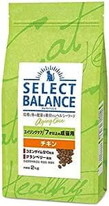 セレクトバランス キャット シニア 小粒 2kg