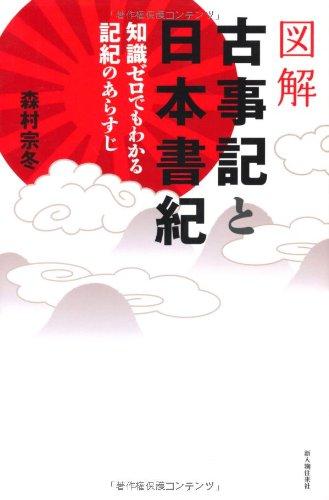 図解 古事記と日本書紀の詳細を見る