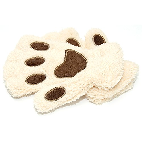 GoodsLand 【スマホ 対応】 猫の手 猫 手袋 指な...