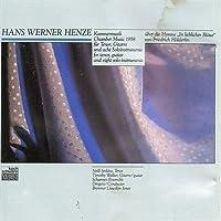 Henze;Chamber Music 1958
