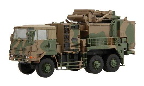 1/72 ミリタリーシリーズNo.12陸上自衛隊 3 1/2t 大型トラック 射撃統制装置搭載車