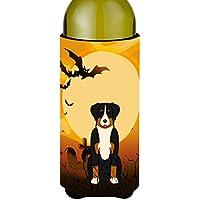 Carolines Treasures BB4309LITERK Halloween Appenzeller Sennenhund Wine Bottle Beverge Insulator Hugger
