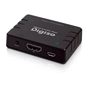 プリンストン デジ像 HDMIスプリッター 2分配 PHM-SP102A
