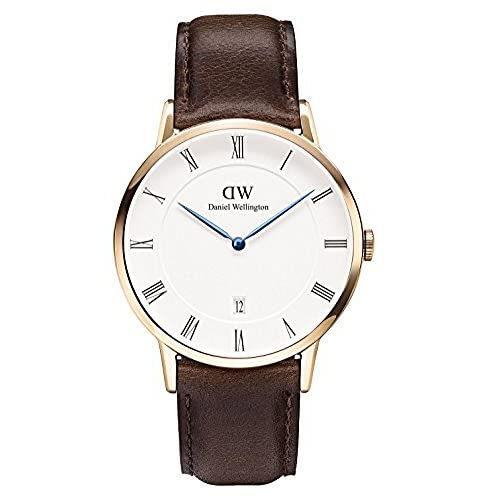 [ダニエルウェリントン]Daniel Wellington 腕時計 ウォッチ 1103DW 38mm Dapper ダッパー クラシック レトロ メンズ [並行輸入品]