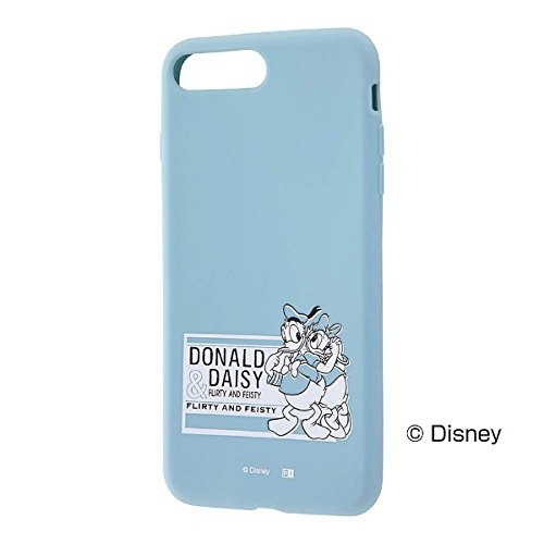 レイ・アウト iPhone 8 Plus用 ディズニー/シリ...