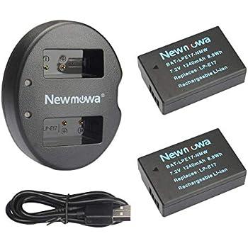 Unterhaltungselektronik Batterie Lp-e17 Lpe17 Lp E17 Kamera Batterie Für Canon Eos M3 M5 M6 750d 760d T6i T6s 800d 8000d Kuss X8i
