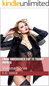 From Undercover Cop To Tranny Hooker: Volume Three (English Edition)