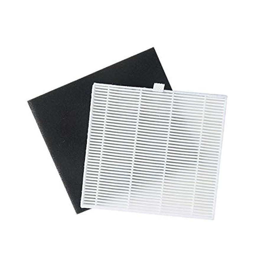 ガラスコンクリート不名誉なSemoic 1個 フィルタースクリーン交換用アクセサリー Ilife V8 V8S X750 X800 X785 V80ロボット掃除機用(ホワイト+ブラック)